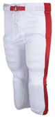 Striped Side Youth & Adult Football Pants